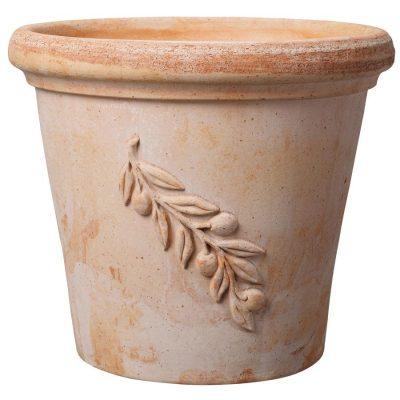 керамична саксия OLIVE
