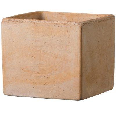 керамични саксии BOX декорация до стена