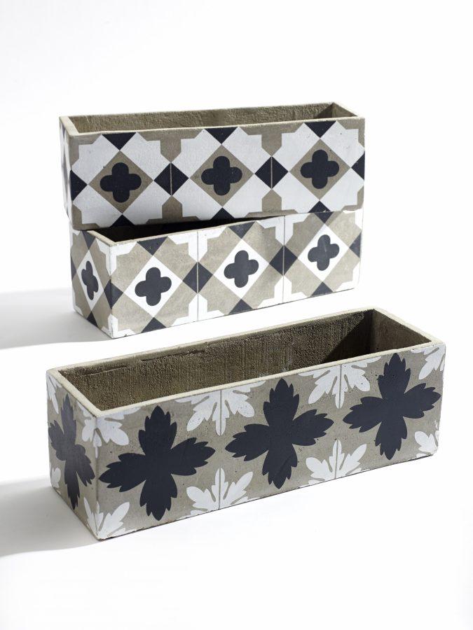 Декоративни бетонни сандъчета FEELING от navun.bg