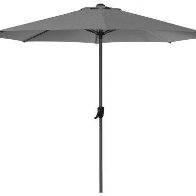 Чадър за слънце с поставка на колела от navun.bg