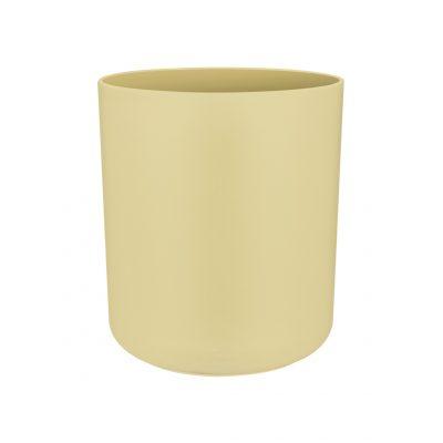 Кашпа за орхидеи b.for.soft, жълта
