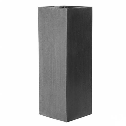 Дизайнерска висока саксия колона от navun.bg