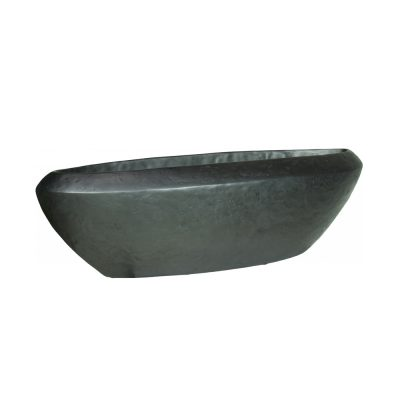 Дизайнерска саксия loft table top dark