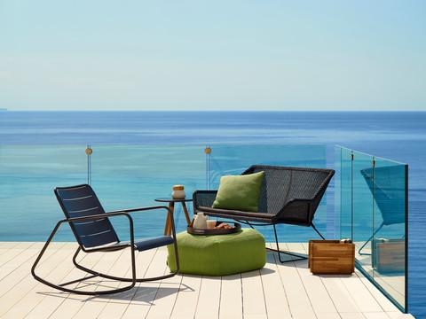 Мебели за градината и балкона в колекция BREEZE от navun.bg