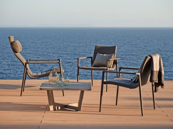 Градинско кресло от колекция за балкон и градина CORE от navun.bg