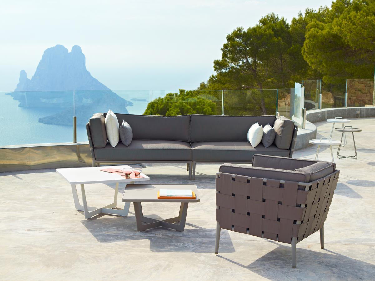 Удобно и модерно градинско кресло CONIC от navun.bg