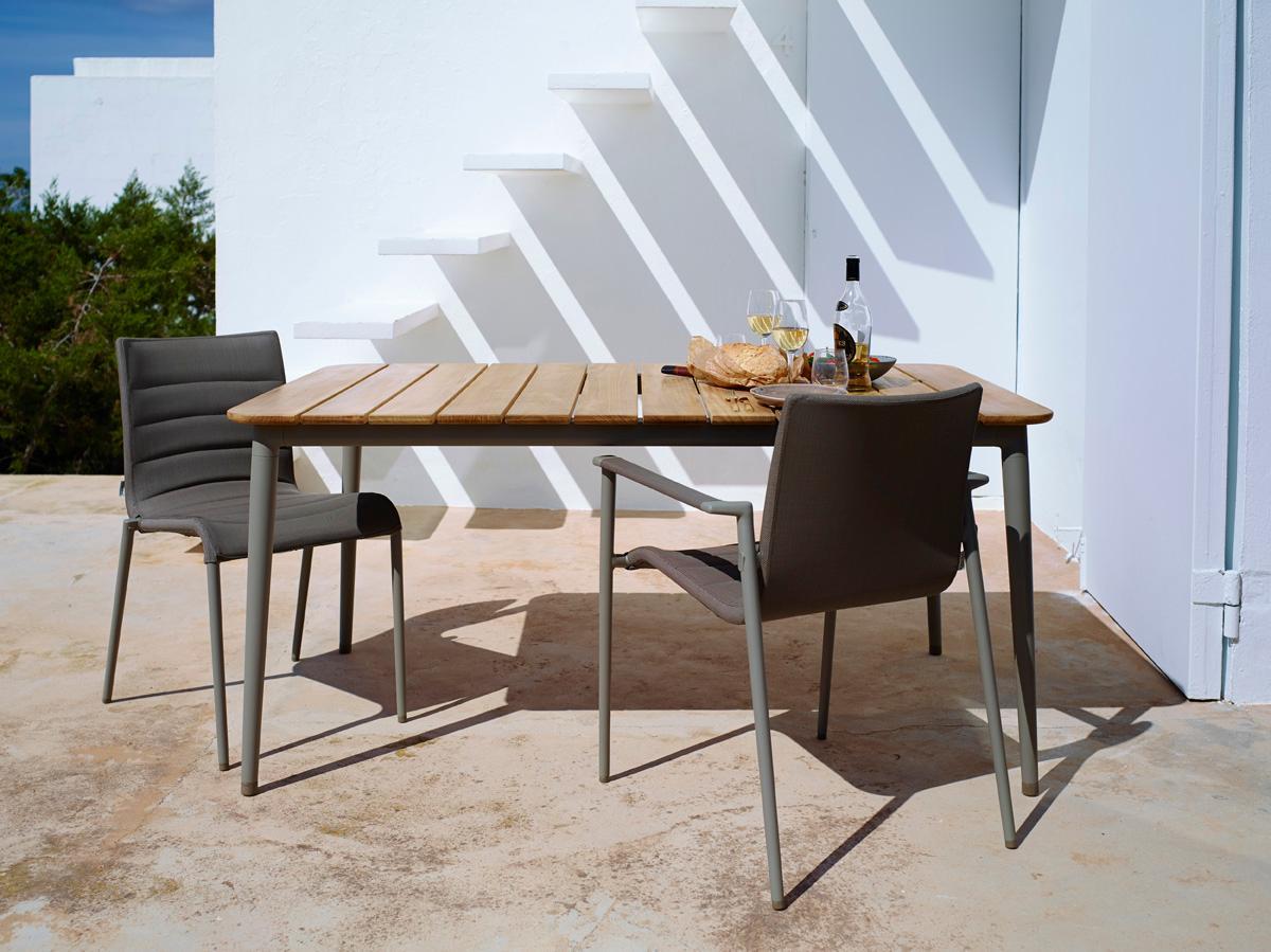 Ергономичен градински стол CORE от navun.bg