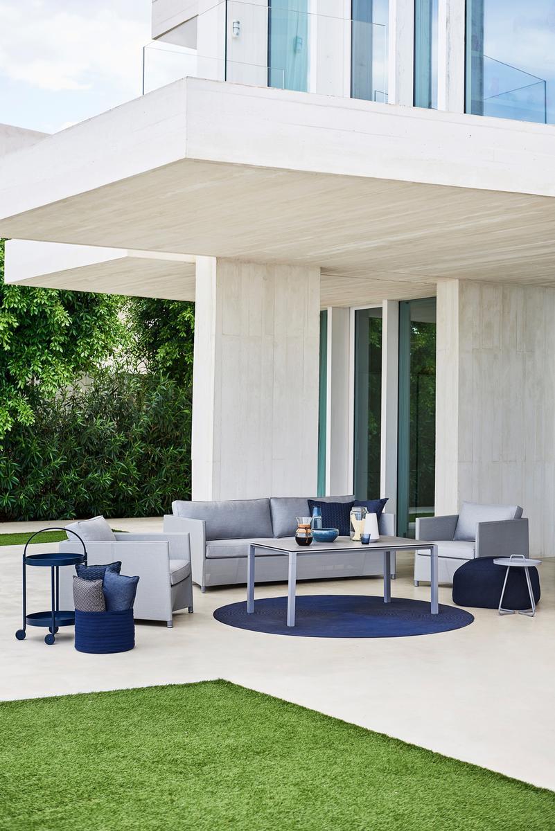 Градинско кресло Diamond, градински мебели
