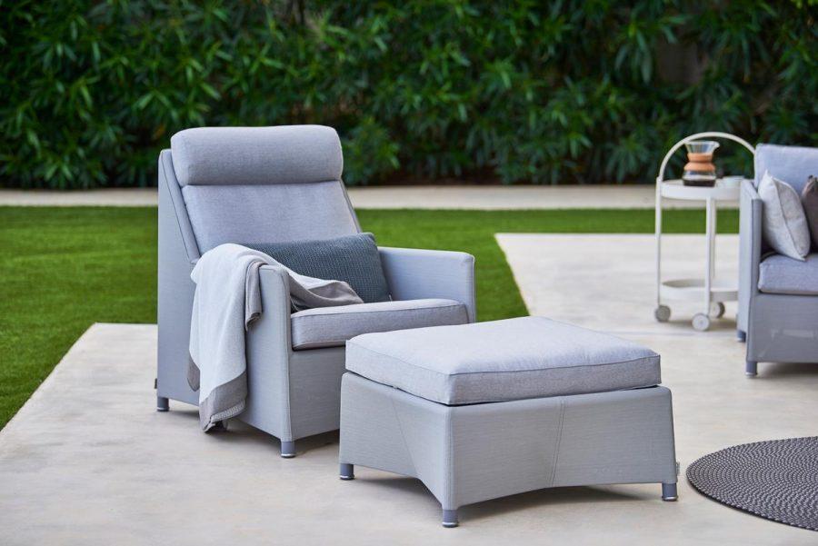 Градински стол от колекция мебели DIAMOND от navun.bg