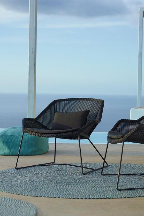 Удобно градинско кресло от колекция BREEZE от navun.bg