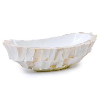 Дизайнерска купа Shell с мидени черупки от navun.bg