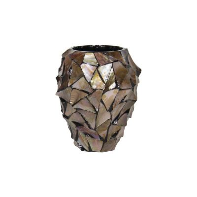 Дизайнерска саксия ваза shell 1