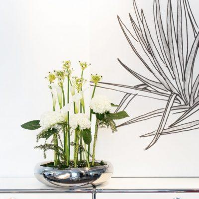 Купа за цветя LUCIDO / Колекция дизайнерски саксии от navun.bg