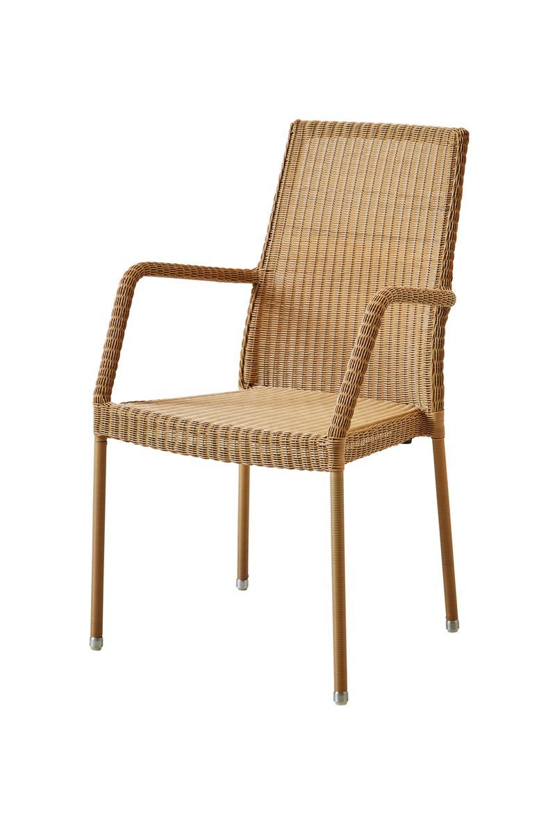 Градински стол newman- без възглавница Gradinski mebeli ot navun.bg (2)