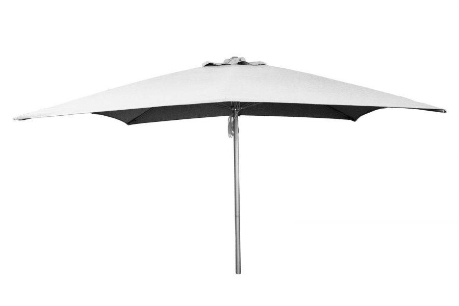 Градински чадър Shadow, бял