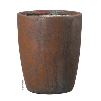 Саксия от фибростъкло Rust от navun