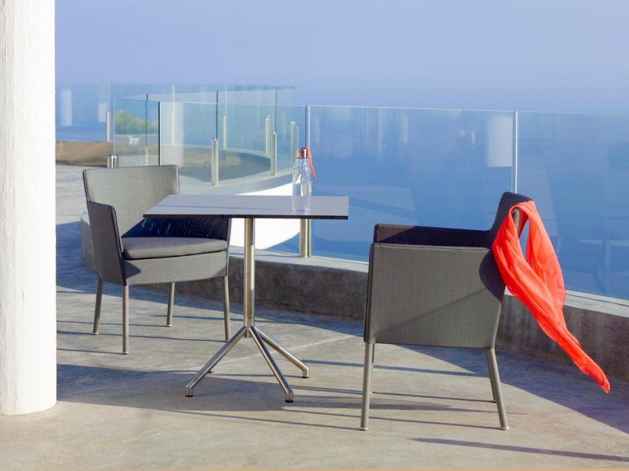 Градински стол за балкон или градина MIRAGE от navun.bg