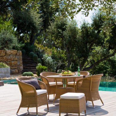 Градински стол за балкон и градина PURE от navun.bg