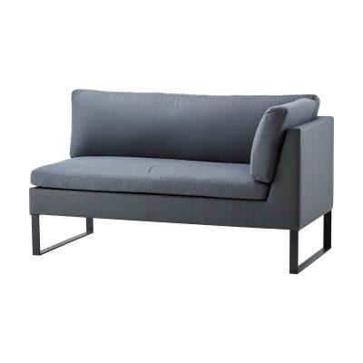 Градински диван, ляв модул от колекция FLEX от navun.bg