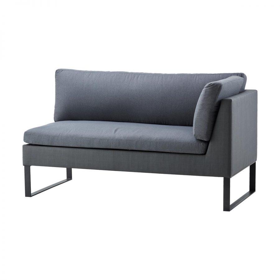 Градински диван, десен модул от колекция FLEX от navun.bg