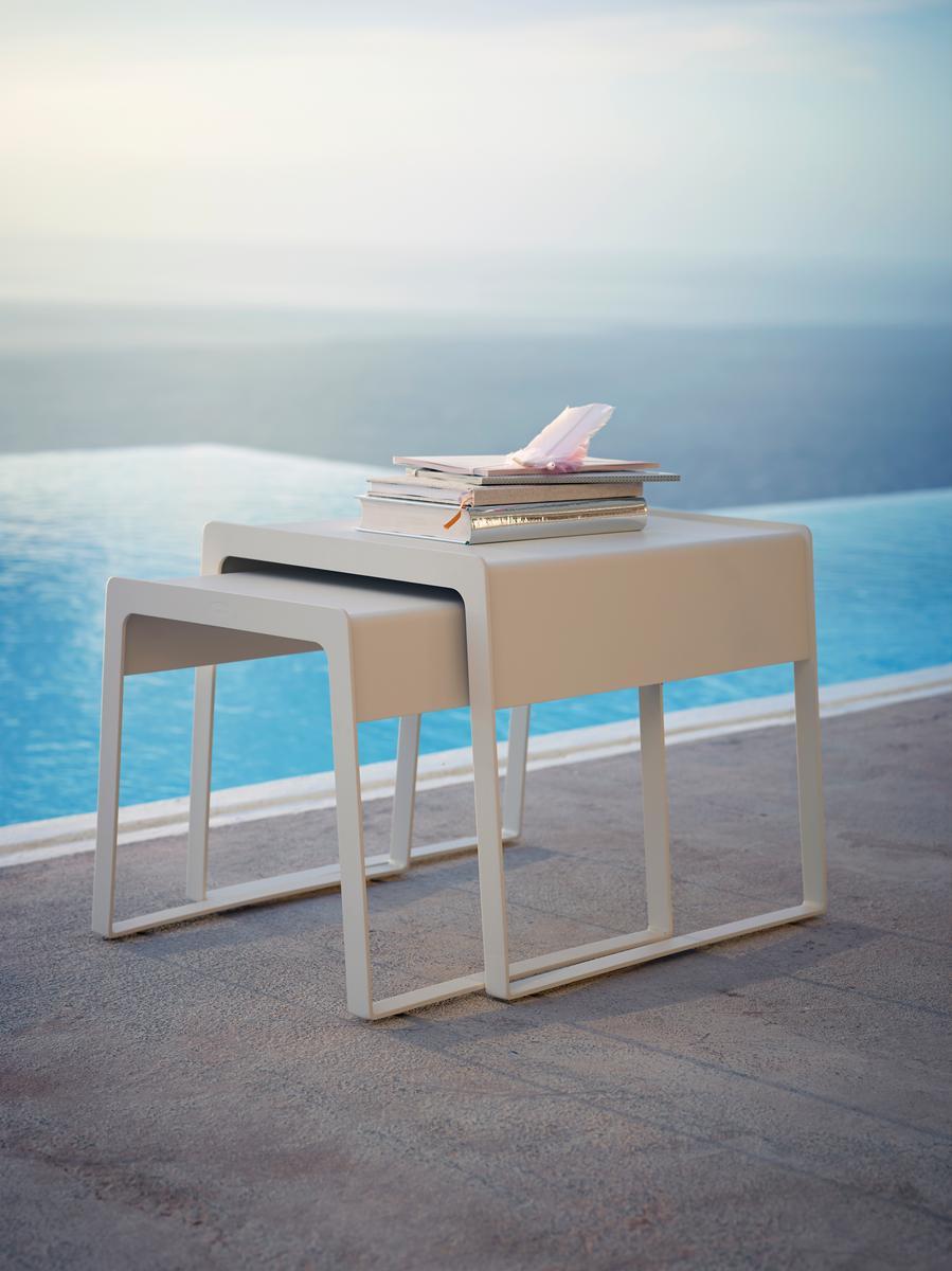 Комплект помощни маси за балкон и градина CHILL-OUT от navun.bg