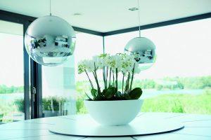 Саксия за орхидеи Pure Soft Ball от navun.bg