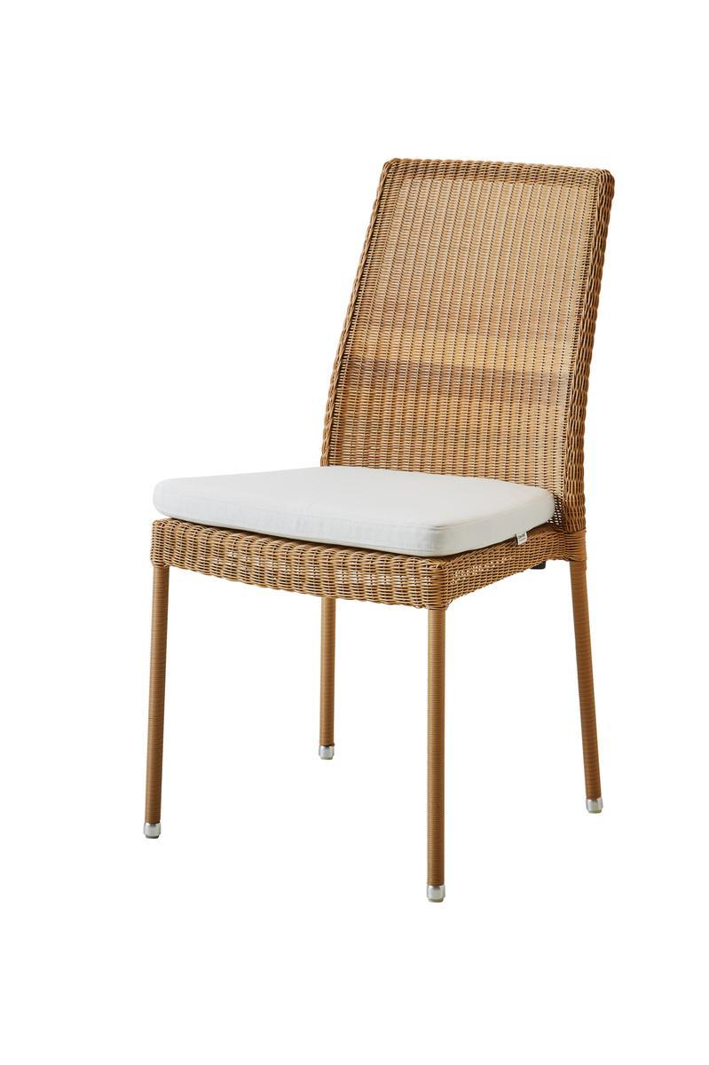 Градински стол newman- Gradinski mebeli ot navun.bg white