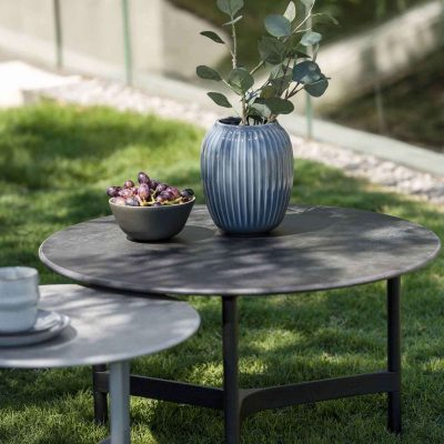 Градинска маса Twist от алуминий