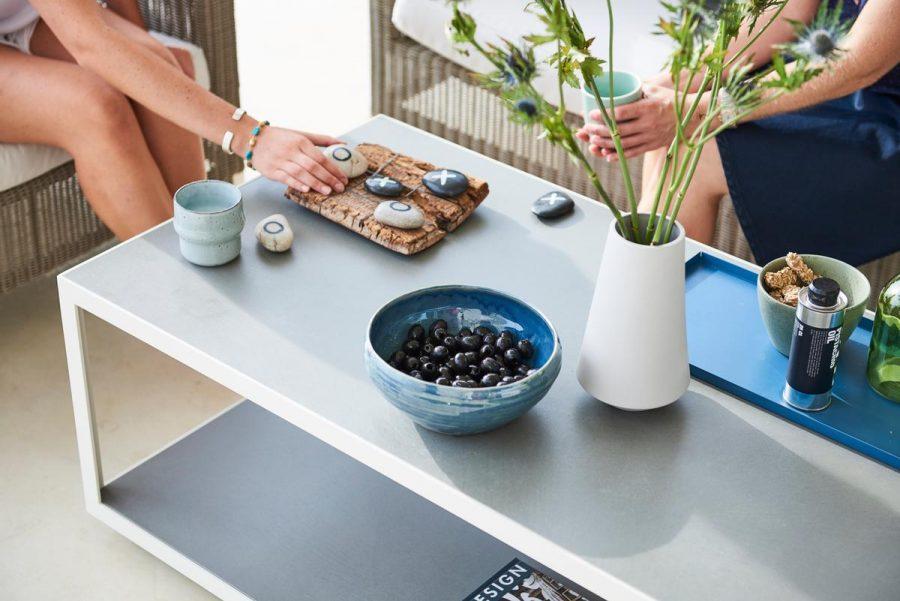 Градинска маса LEVEL, градински мебели от navun.bg