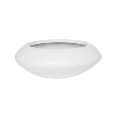 Декоративна купа Tara, бяла