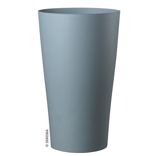 Пластмасова висока саксия Reverso