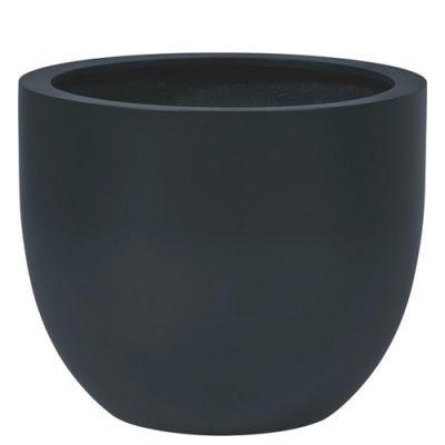 Саксия Shape, черна 1