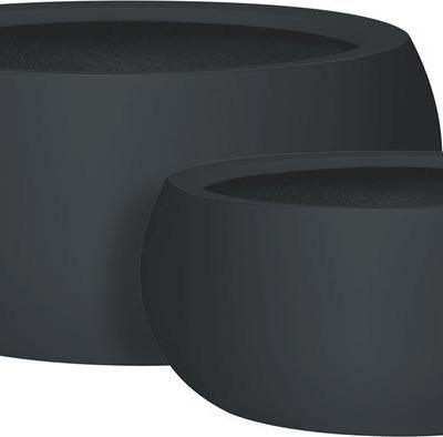 Kупа Shape, черна