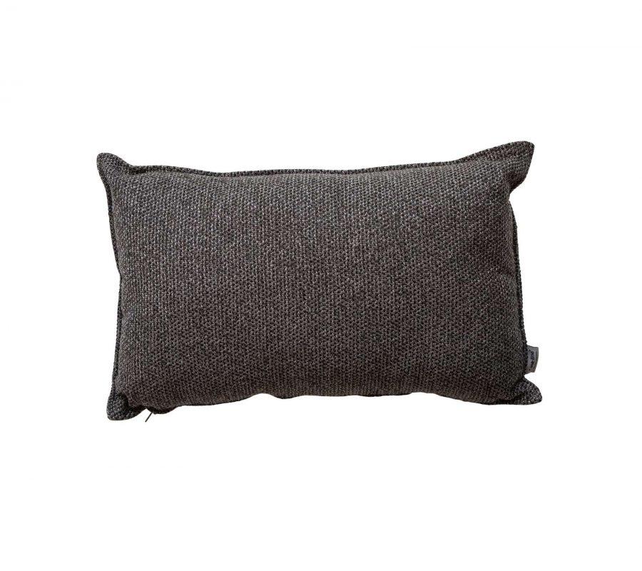 Градински възглавници Wove, тъмно сиво