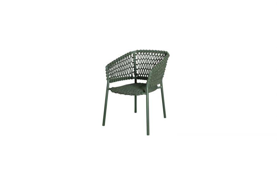 Градински стол Ocean, зелен, без възглавница