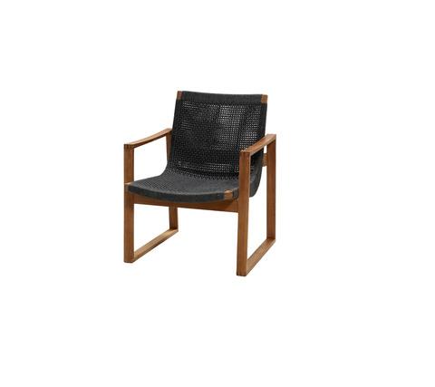 Градински столове Endless, част от красива колекция мебели от тиково дърво