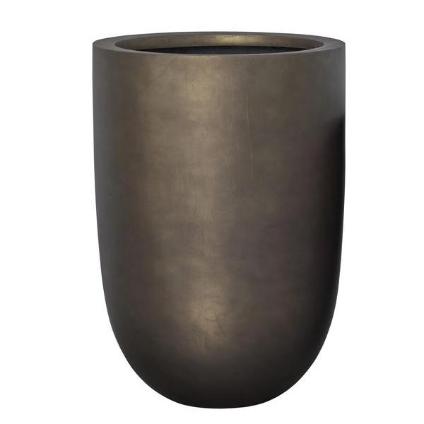 Дизайнерска саксия Royal, бронз