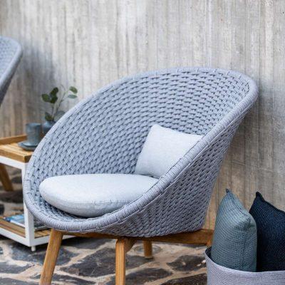 Градинско кресло Peacock