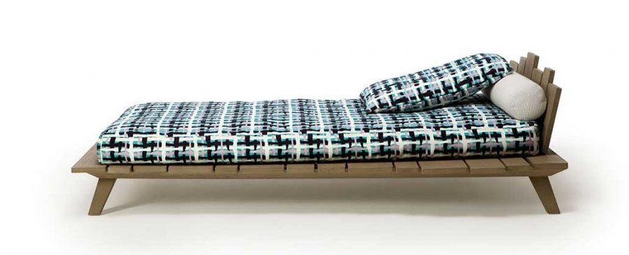 Градински шезлонг Rafael, италиански колекции градински мебели от navun.bg