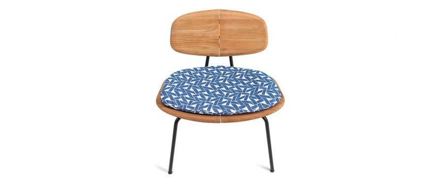 Градинско кресло AGAVE, тиково дърво