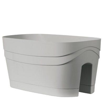 Пласмасово сандъче балкониера Samba, цимент