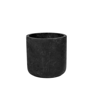Декоративна кашпа Charlie, черна от navun