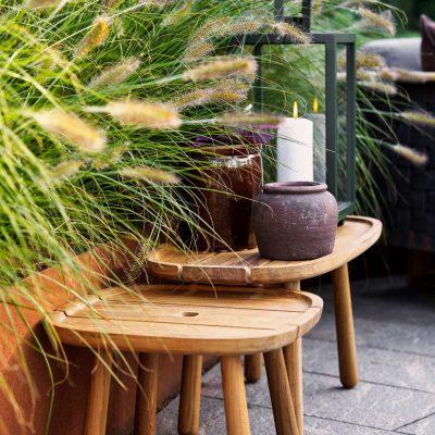 Градински мебели от тиково дърво, колекция Royal