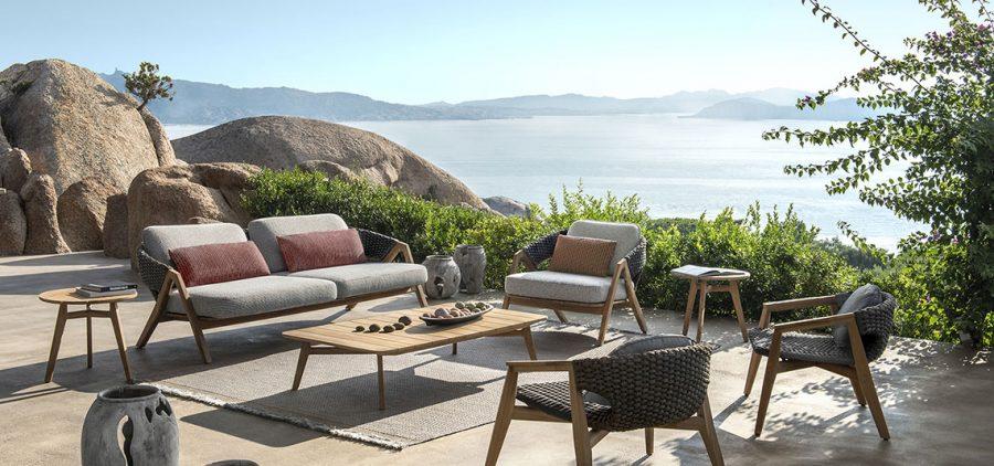 Градински мебели Knit