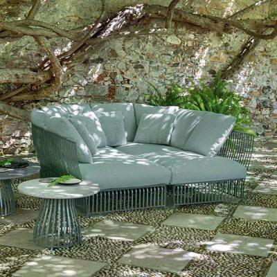 Градински модулен диван VENEXIA