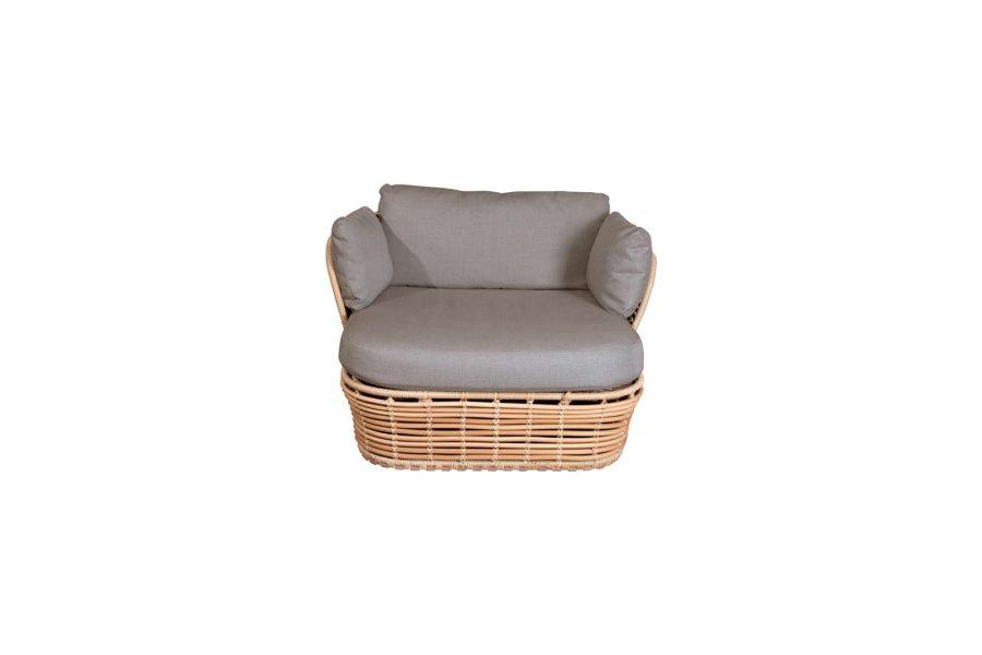 Градинско кресло Basket, natural