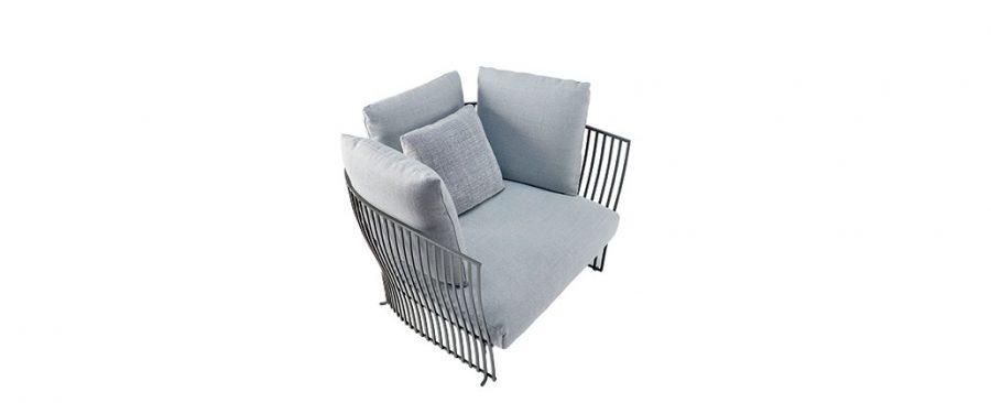 Градинско кресло Venexia