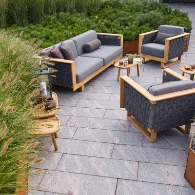 Колекция градински мебели Angle