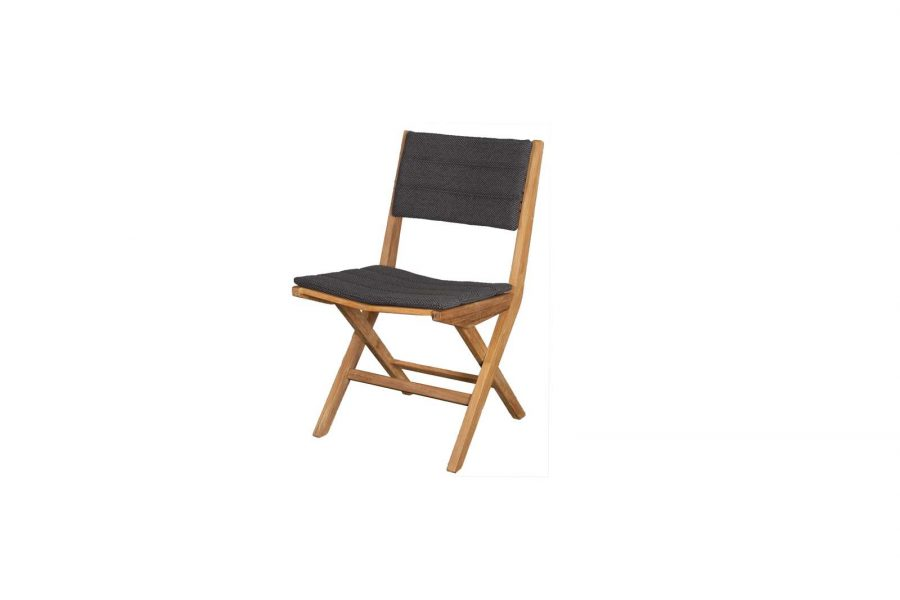 Сгъваем градински стол Flip, без подлакътници