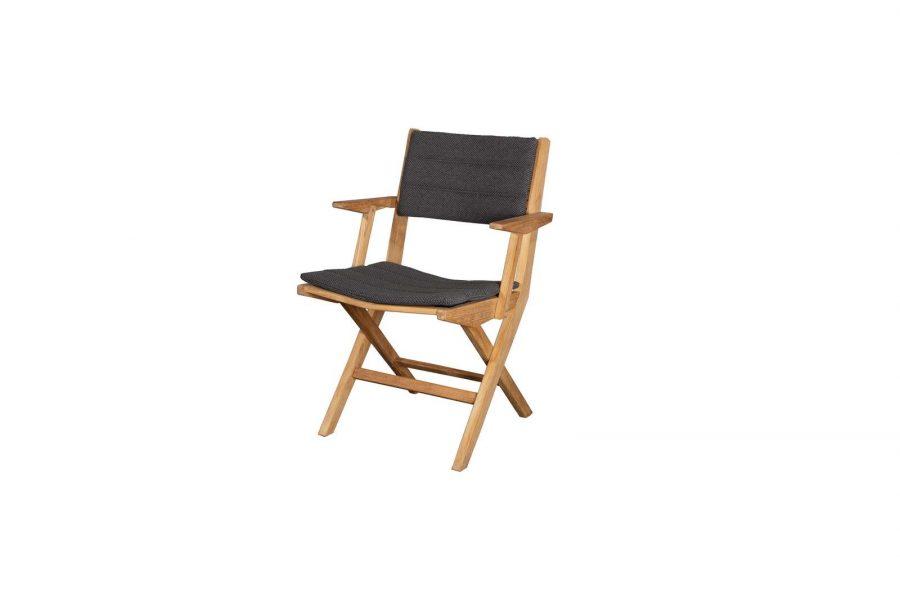 Сгъваем градински стол Flip, текстил